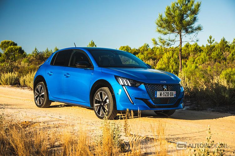 Peugeot e-208 2019 rijtest en video