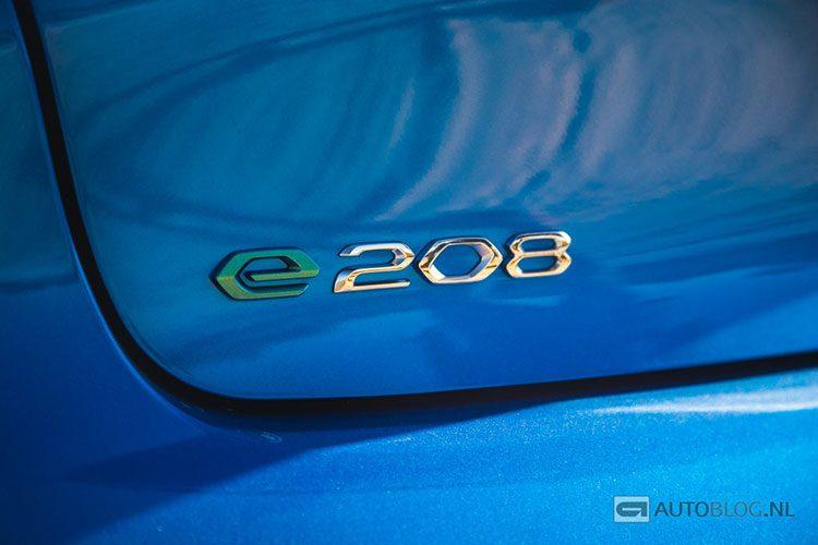 Peugeot e-208 2019 rijtest en video