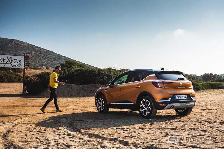Renault Captur 2019 rijtest en video