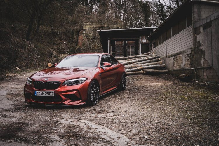 AC Schnitzer 500 pk BMW M2 Competition