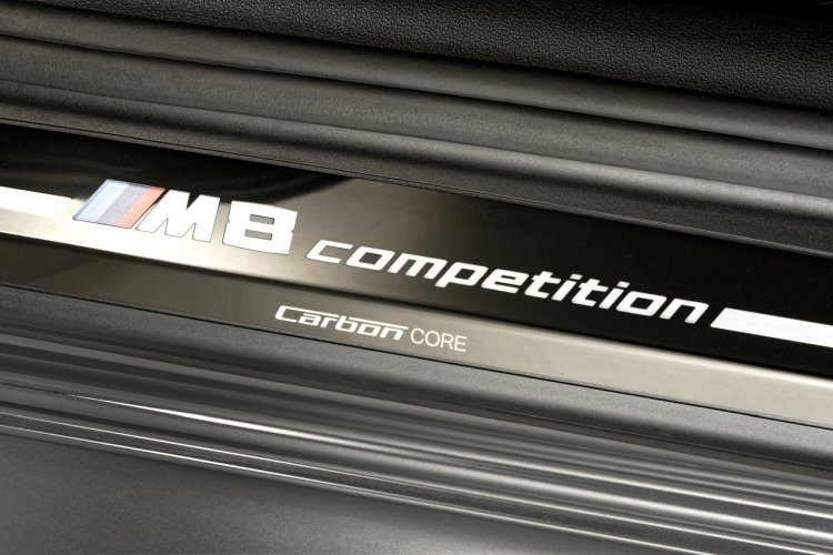 BMW M8 Cabriolet Competition