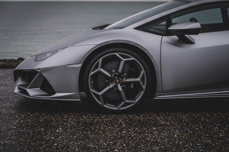Lamborghini Huracan EVO Arancio Anthaeus