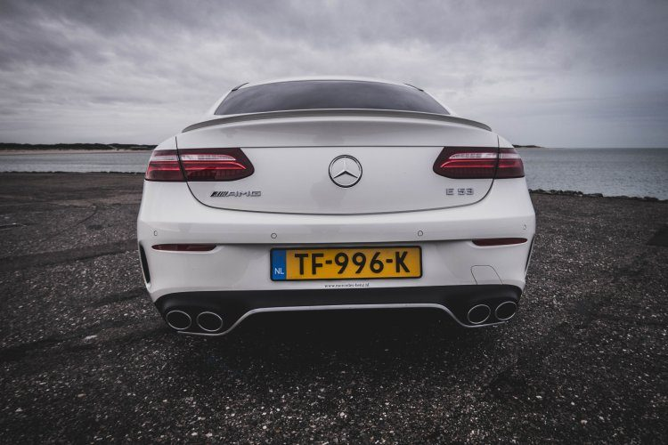 Mercedes-AMG E53 Coupe