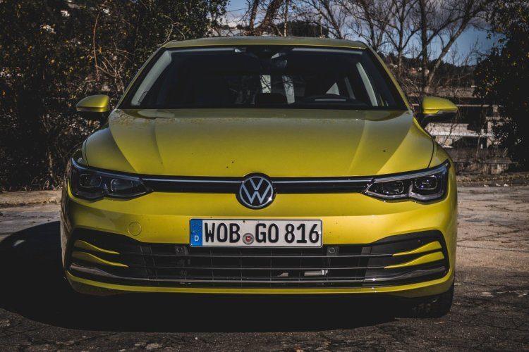 Volkswagen Golf 8 test