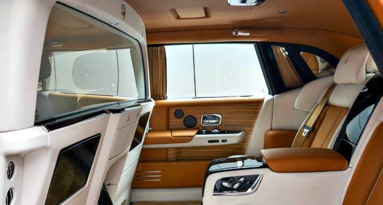 Rolls-Royce Phantom EWB Bespoke '19