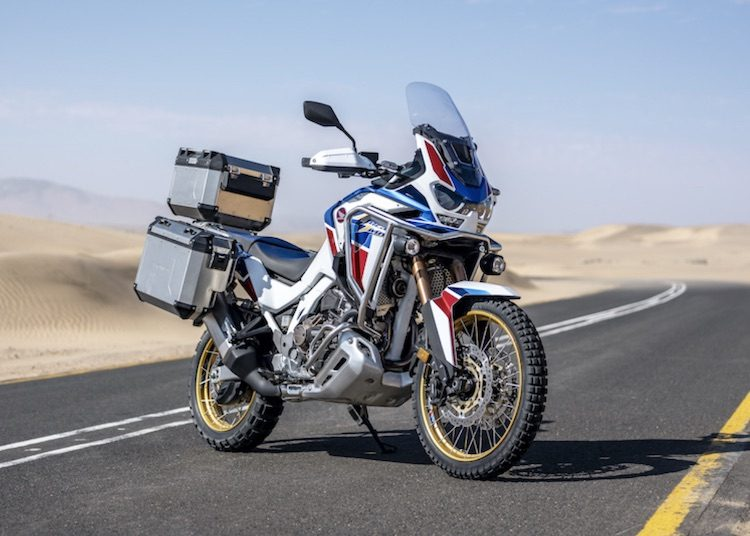 Honda Africa Twin groeit door in 2020