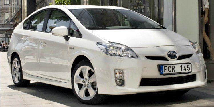 Toyota Prius (ZVW30) '09