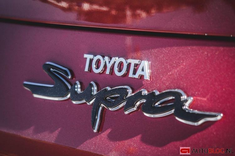 Toyota Supra maakt bruggetje naar eerste Fast & Furious