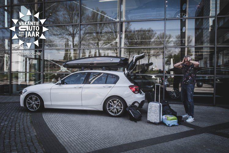 Autoblog Vakantieauto van het jaar verkiezing 2019