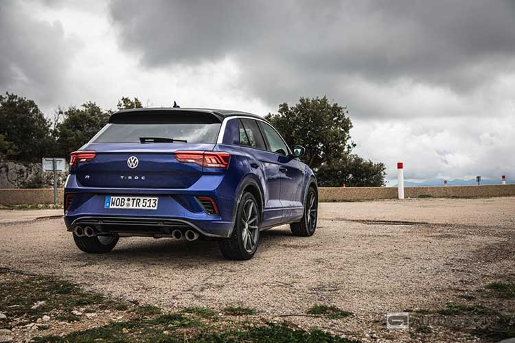 Volkswagen T-Roc R rijtest en video
