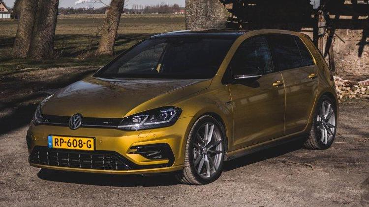Volkswagen Golf R '19