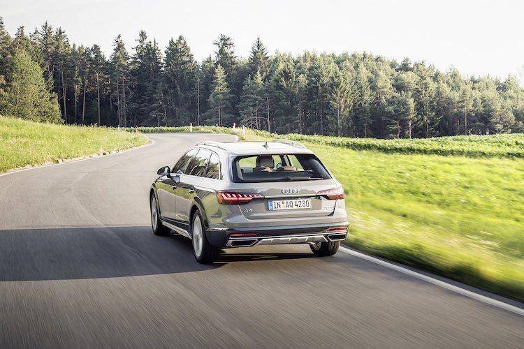 Dit kost de nieuwe Audi A4 allroad quattro