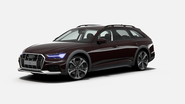 Zo maak je van de nieuwe Audi A6 allroad een dikke sjaak