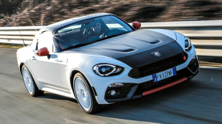 Abarth 124 Spider Rally Tribute (348) '19