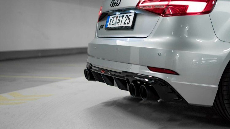 ABT Audi RS3 Sportback Power S