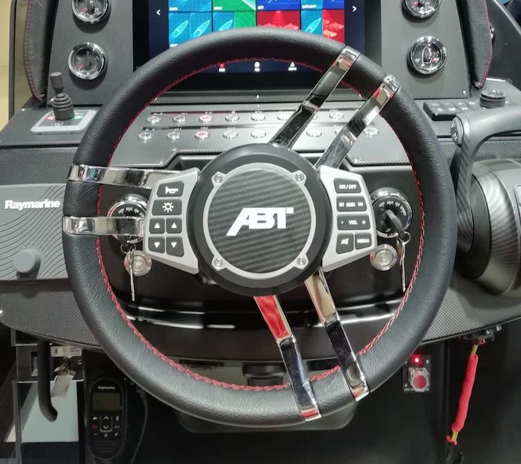 ABT's nieuwste creatie heeft maar liefst 800 pk