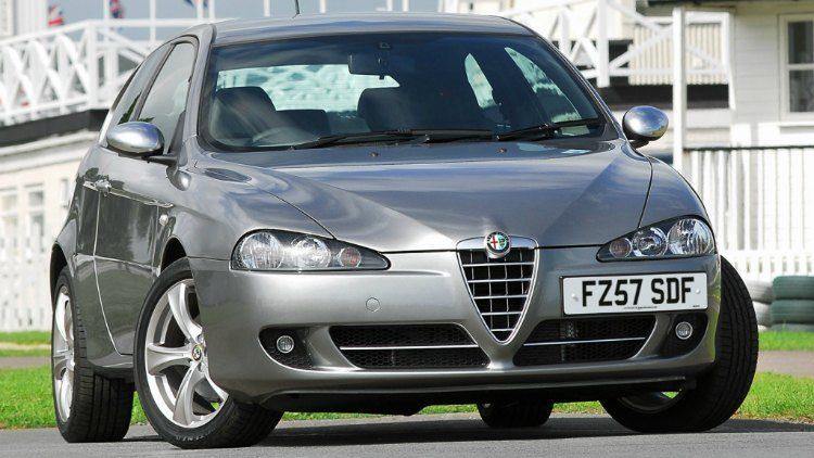 Alfa Romeo 147 Q2 '05