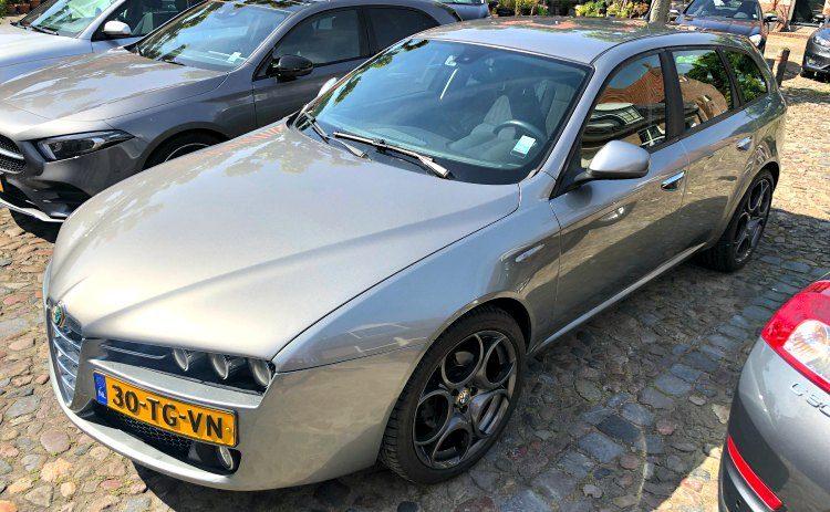 Alfa Romeo Sportwagon 1.9 JTDm 8v Distinctive (939)