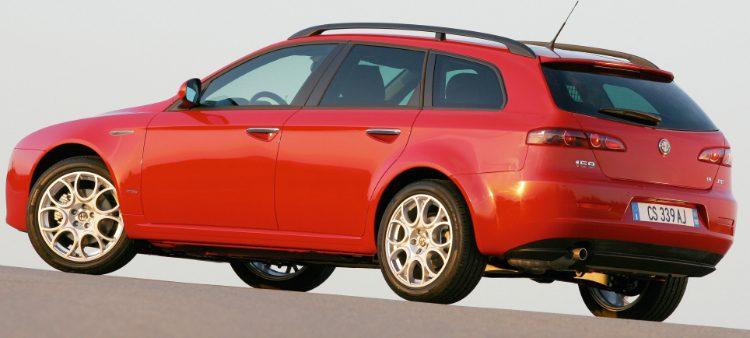 Alfa Romeo 159 Sportwagon 1.9 JTDm (939B) '08