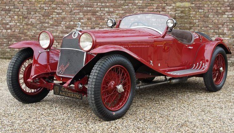 Alfa 6C 1750