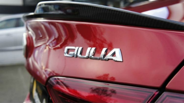 Alfa Romeo Giulia Quadrifoglio (952)