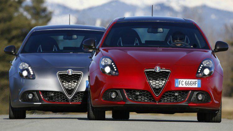 Alfa Romeo Giulietta (940)