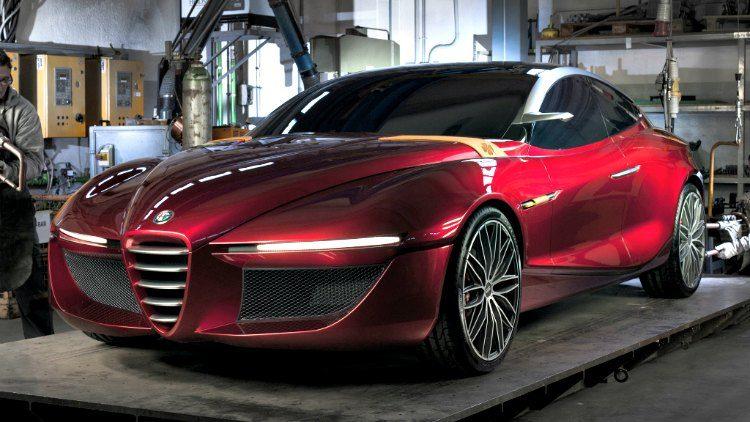 Alfa Romeo Gloria by IND