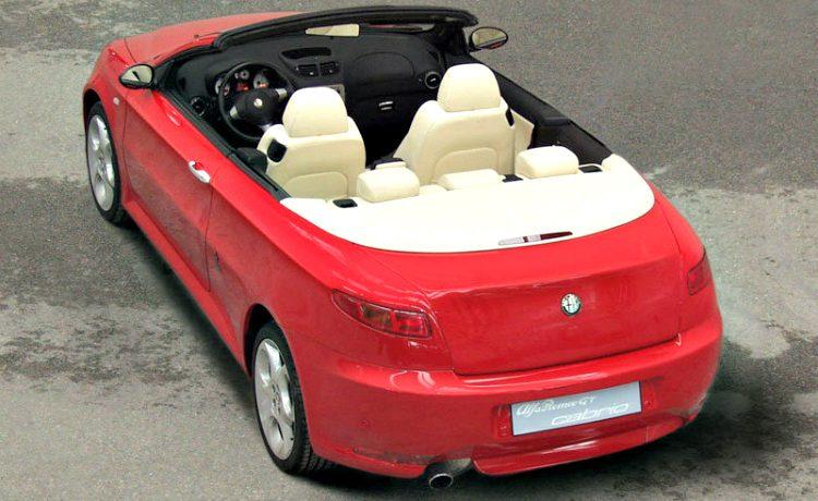 Alfa Romeo GT Cabrio (937C) '03