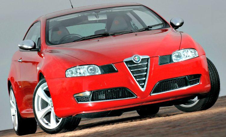 Alfa Romeo GT (937C) '07