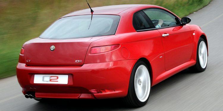 Alfa Romeo GT (937C) '10