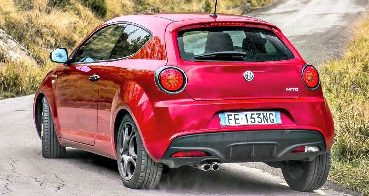 Alfa Romeo MiTo Veloce (955) '19
