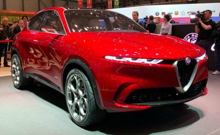 Alfa Romeo Tonale '19