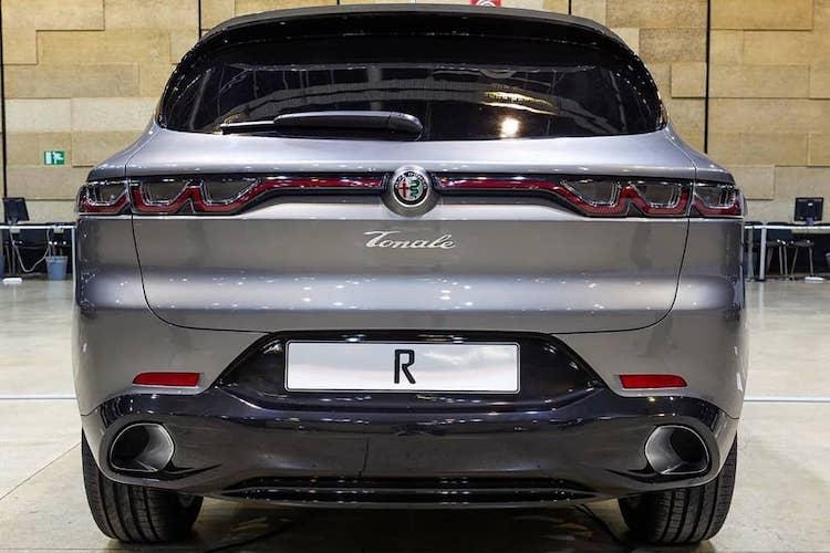 Alfa Romeo Tonale '21