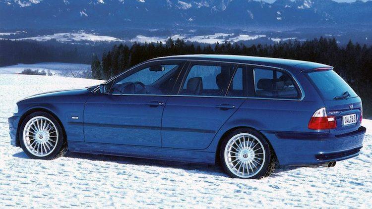 Alpina B3 3.3 Touring (E46) '00