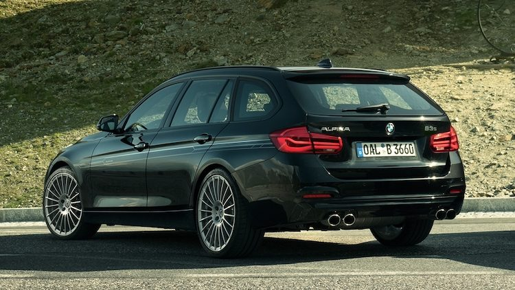 Alpina B3 S Bi-Turbo (F31) '17
