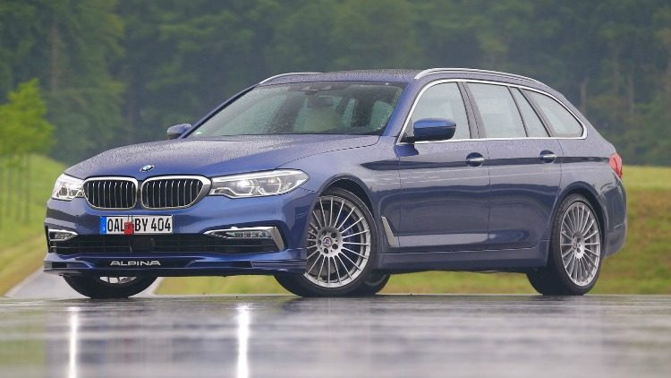Alpina B5 Bi-Turbo Touring Allrad (G31) '19