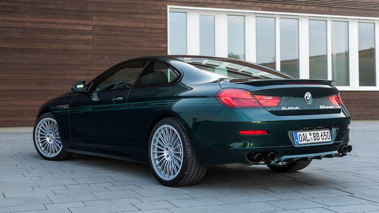 Alpina B6 Coupé Edition 50