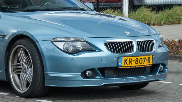 Alpina B6 Coupé (E53)