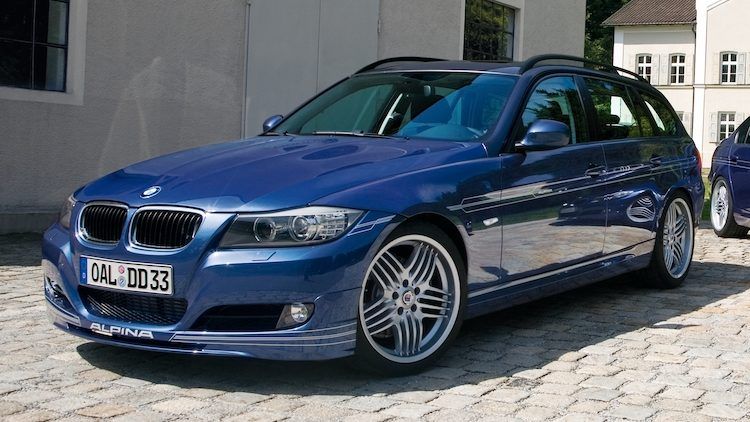 Alpina D3 Bi-Turbo (E91) '10