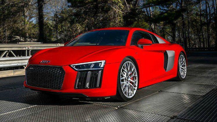 APR Audi R8 V10 '19