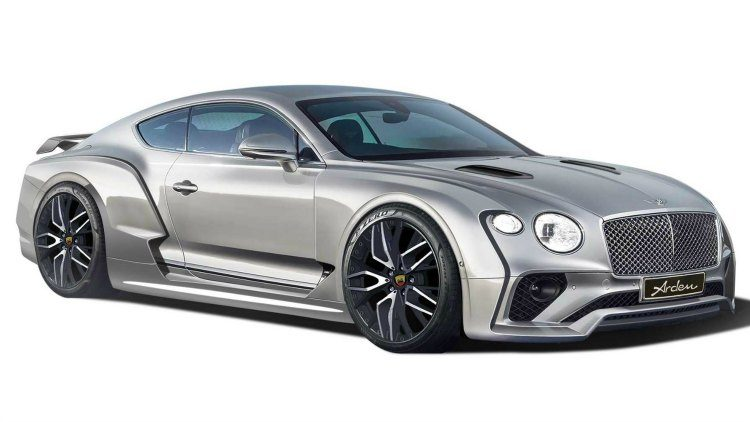 Bentley Arden tuning