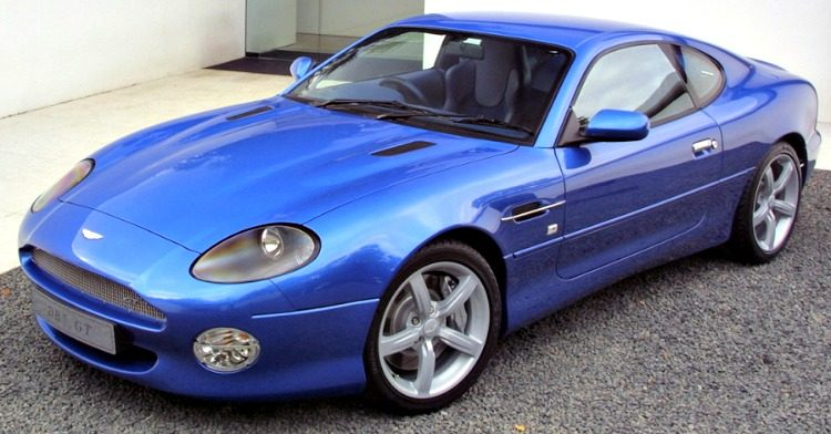 Aston Martin DB7 GT Coupé '03
