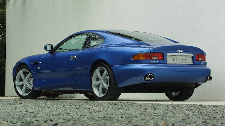 Aston Martin DB7 GT Coupé '04
