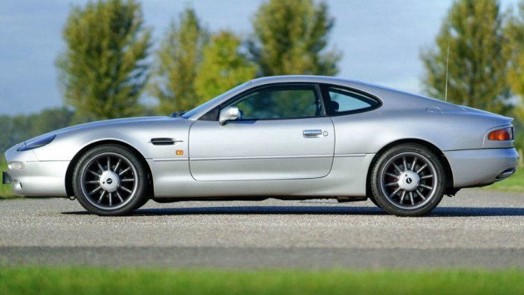 Aston Martin DB7 Alfred Dunhill