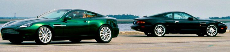 Aston Martin Project Vantage - DB7 '99