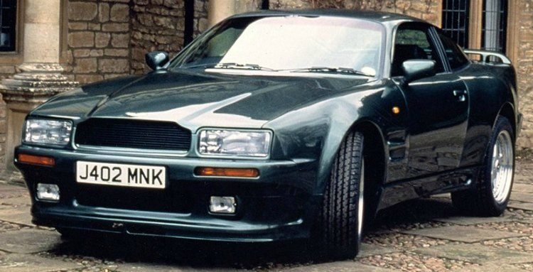 Aston Martin Virage '89