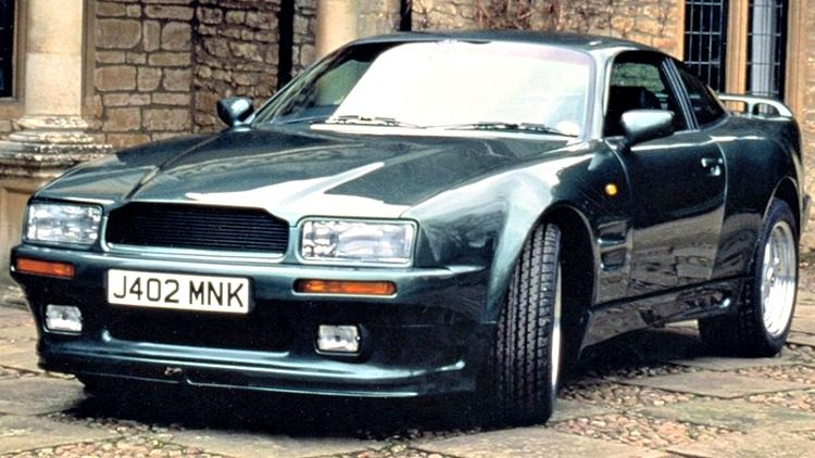 Aston Martin Virage '95