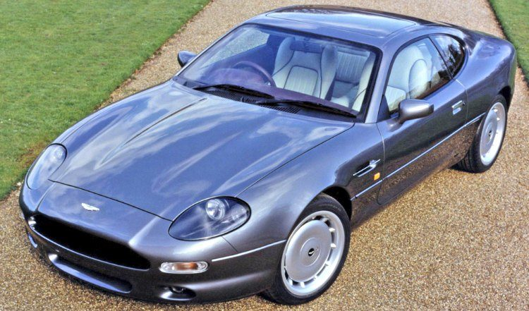 Aston Martin DB7 Coupé '94