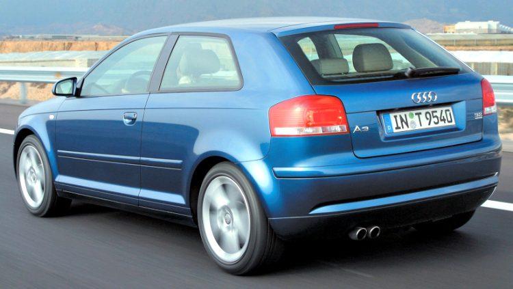 Audi A3 3.2 quattro (8P) '03