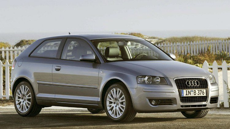 Audi A3 1.6 Attraction (8P) '06
